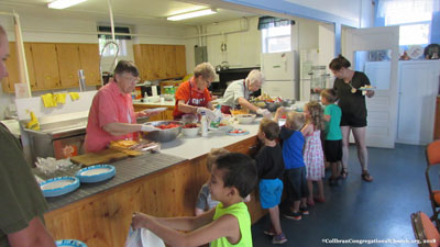 Visit Collbran Congregational Church in Collbran Colorado