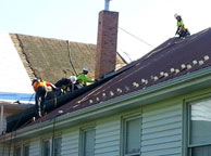 2015 roof project at the historic Collbran Congregational United Church of Christ